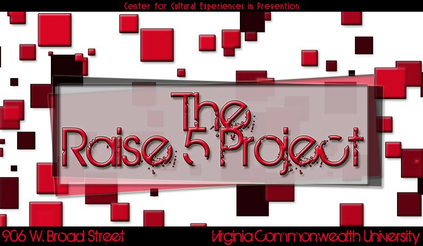 logo: The Raise 5 Project